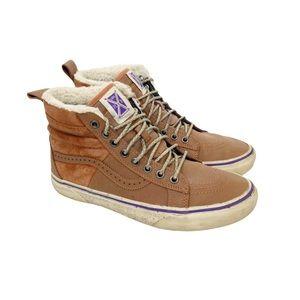 Vans Hana Beaman Sk8-Hi 46 MTE sneakers Sz 8.5